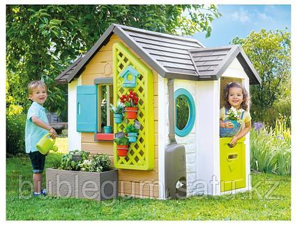Детский домик садовый Smoby Garden House