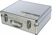 Ящик FIT 65610 для инструмента алюминиевый (34x28x12 см), фото 1