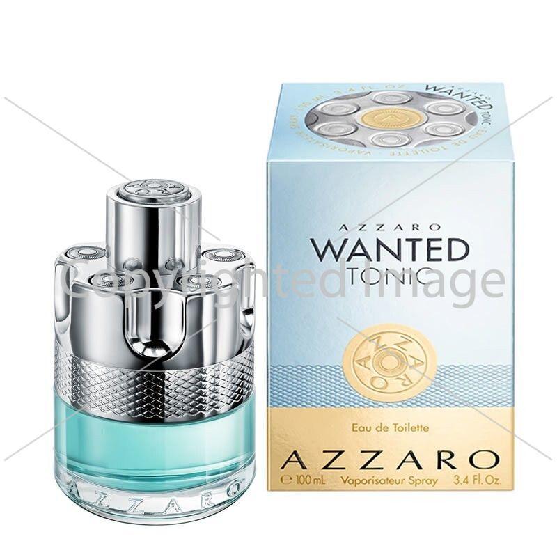 Azzaro Wanted Tonic туалетная вода объем 50 мл тестер (ОРИГИНАЛ)