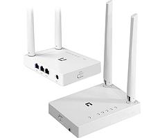 Wi-Fi роутер Netis W1, 802.11n, 300 Мбит/с, 2 x10/100 LAN