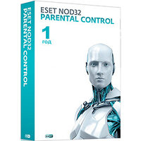 Eset NOD32 Parental Control - универсальная лицензия на 1 год для всей семьи