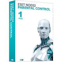 Eset NOD32 Parental Control - универсальная лицензия на 2 года для всей семьи