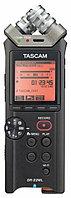 Диктофон (портативный рекордер) Tascam DR-22WL, черный