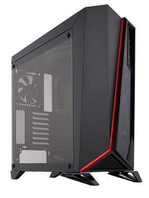Корпус Corsair Carbide Series SPEC-OMEGA Window TG [CC-9011121-WW] Черный
