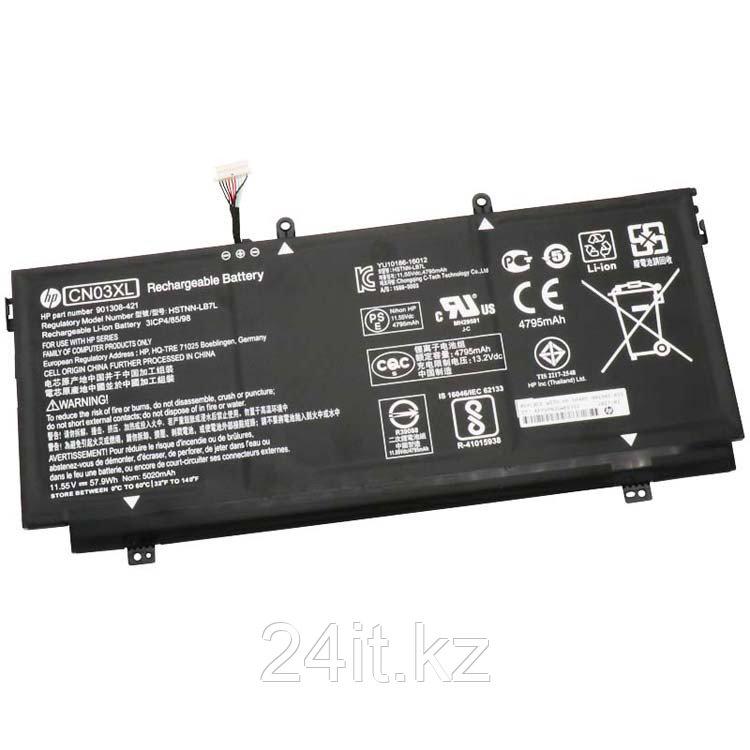 Аккумулятор для ноутбука HP SPECTRE 13T HP X360 13-AC SERIES - CN03XL, 110.55V/57.9Wh - ОРИГИНАЛ