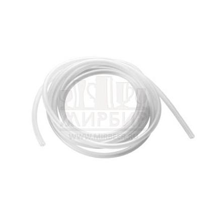 Шланг силиконовый внутренний диаметр 6мм, толщина стенки 1 мм (6х4).