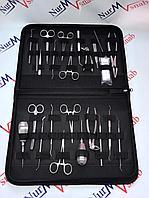 Стоматологический ветеринарный набор инструментов (25 предметов)