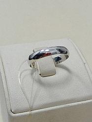 Обручальное кольцо / серебро /16,5 размер