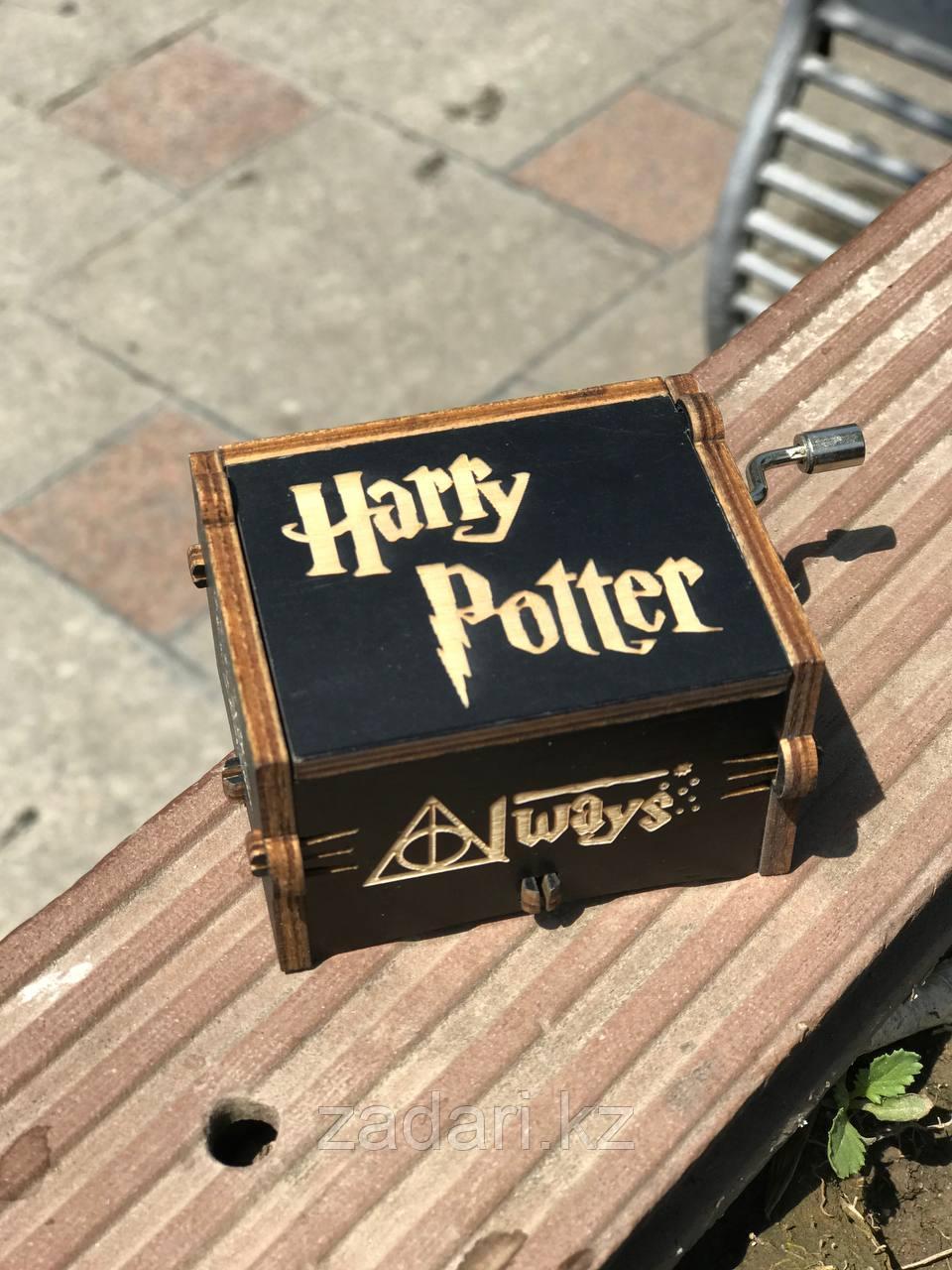 """Музыкальная шкатулка """"Гарри Поттер"""""""