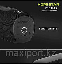 Портативная колонка Hopestar P15 Max Черная (мощность 55ватт), фото 3