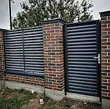 Забор жалюзи, фото 3