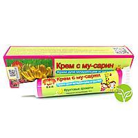 Детский крем с му- сарин Фруктовые ароматы 15 гр