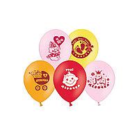 Воздушные шарики 1111-0414 (5 шт. в пакете)