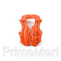Надувной жилет для плавания Intex 58671NP