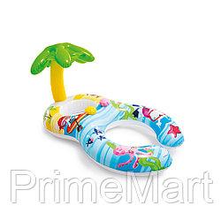 Надувной круг для плавания Intex 56590NP