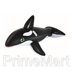 Надувная игрушка Bestway 41009 в форме касатки для плавания