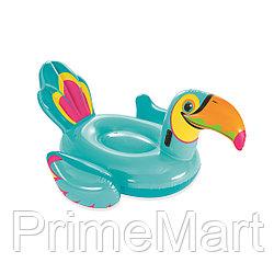 Надувная игрушка Bestway 41126 в форме тукана для плавания