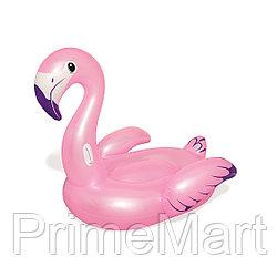 Надувная игрушка Bestway 41119 (41108) в форме фламинго для плавания