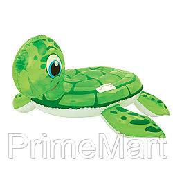 Надувная игрушка Bestway 41041 в форме черепахи для плавания