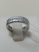 Обручальное кольцо / серебро / 17 размер