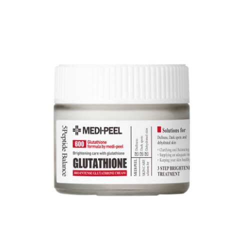 MEDI-PEEL Осветляющий крем с глутатионом Bio-Intense GLUTATHIONE White Cream