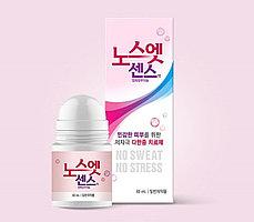 Лечебный дезодорант против потливости для чувствительной кожи (30 мл) No Sweat No Stress