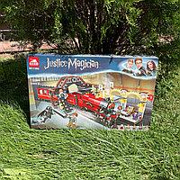 Конструктор аналог Lego Harry Potter Гарри Поттер поезд Хогвартс- экспресс