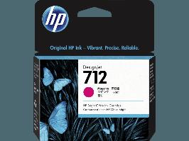 Картридж для плоттера HP 3ED68A 712 29ml Magenta Ink Cartridge