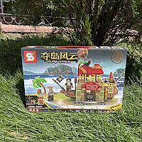 Конструктор аналог Lego Пираты