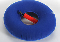 Противопролежневая подушка, подушка на сидение надувная (с насосом)