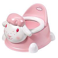 Горшок Овечка функциональный для Baby Annabell, фото 1