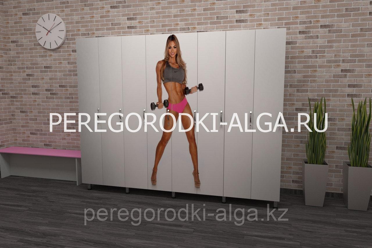 Шкаф для одежды 1-секционный с фотопечатью