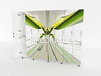 Шкаф для раздевалки с фотопечатью 1-секционный 2-местный, фото 1