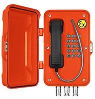 Аналоговые взрывозащищенные телефоны ATEX и IECEx Zone 1 & 2