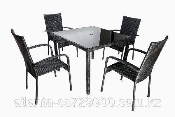 """Комплект мебели из ротанга """"Cullen"""""""