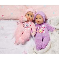 Кукла супермягкая 30 см Baby born