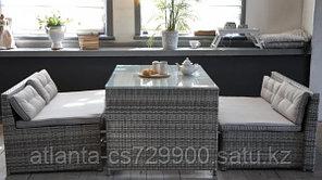 """Комплект мебели из ротанга """"Brooklyn"""""""