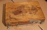 Мольберт походный деревянный (раритет)