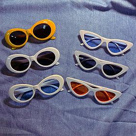 Стильные очки стилизованные под Курта Кобейна