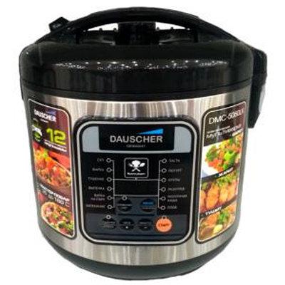 Мультиварка DAUSCHER DMC-5060LX, черный