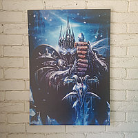 Постер Король Лич - World of Warcraft