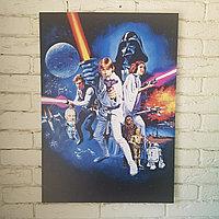 Постер Звёздные войны