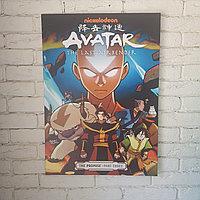 Постер Аватар: Легенда об Аанге