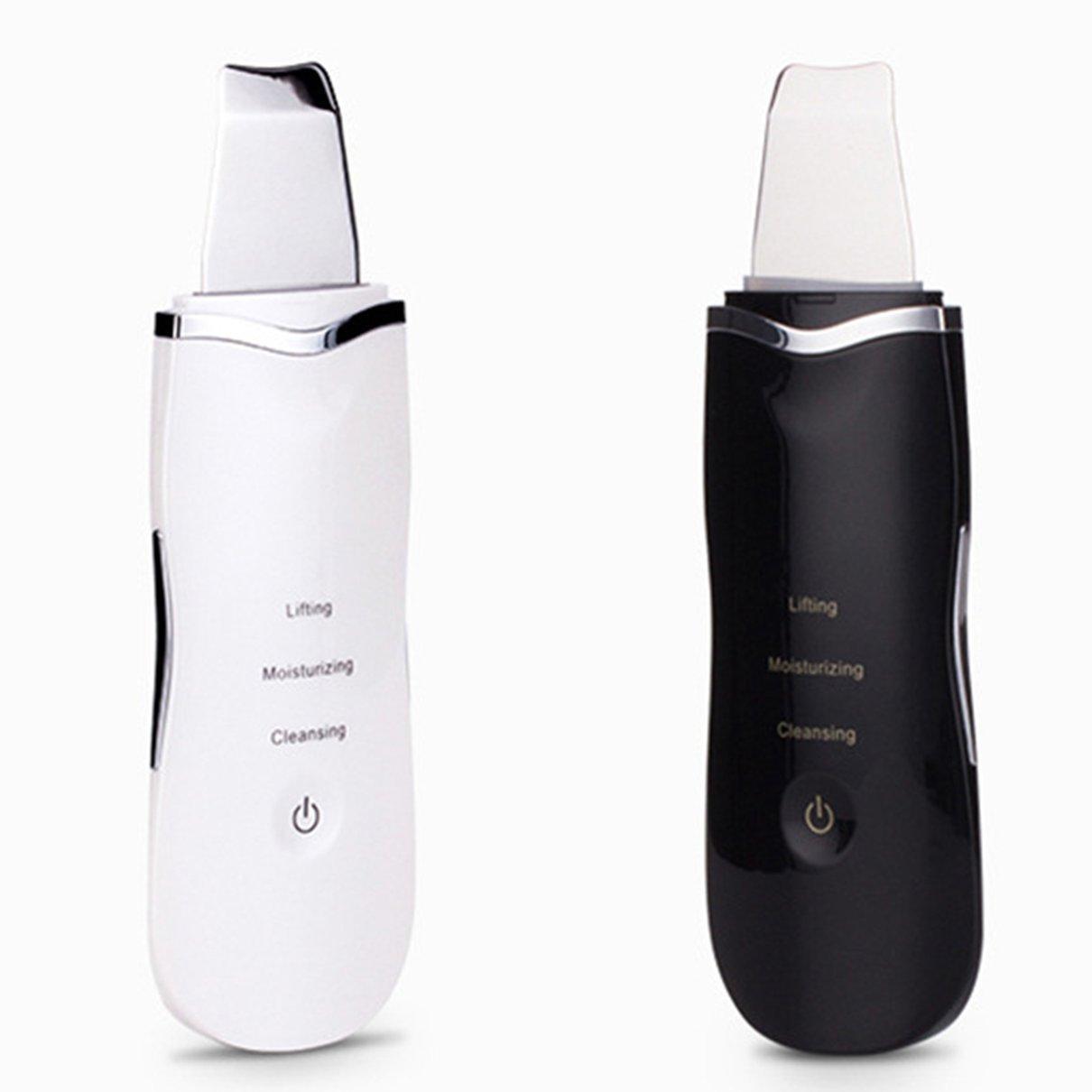 Ультразвуковой скрабер для чистки лица на аккумуляторе - фото 2