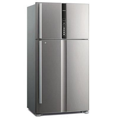 Холодильник Hitachi R-V720PUC1BSL