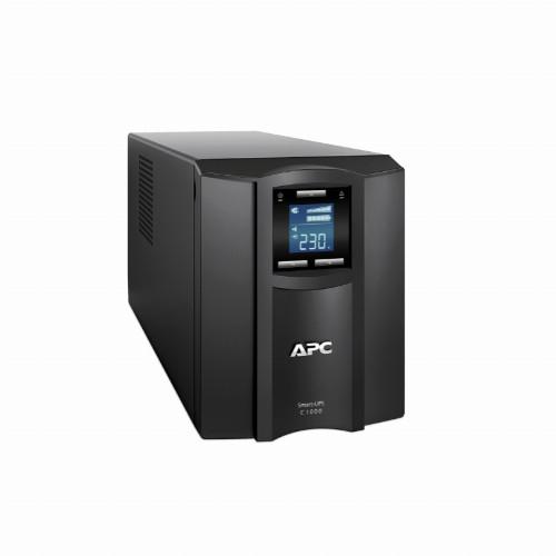 ИБП APC SMC1000I (Линейно-интерактивные, 1000ВА - 1кВА, 600Вт) SMC1000I