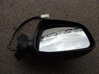 Зеркало наружное  электрическое Логан (всборе) ASAM