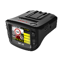 SHO-ME Combo №1 - видеорегистратор с антирадаром