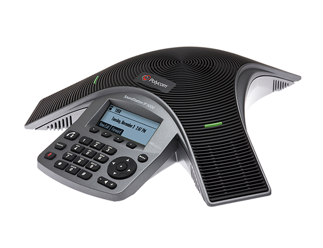 Polycom SoundStation IP5000 (2200-30900-114) Купить в Алматы Астане Павлодаре Казахстане