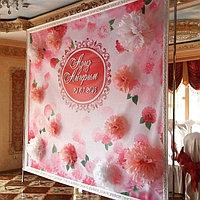 Пресс стена, Press wall на свадьбу и др. торжества (аренда, продажа), фото 1